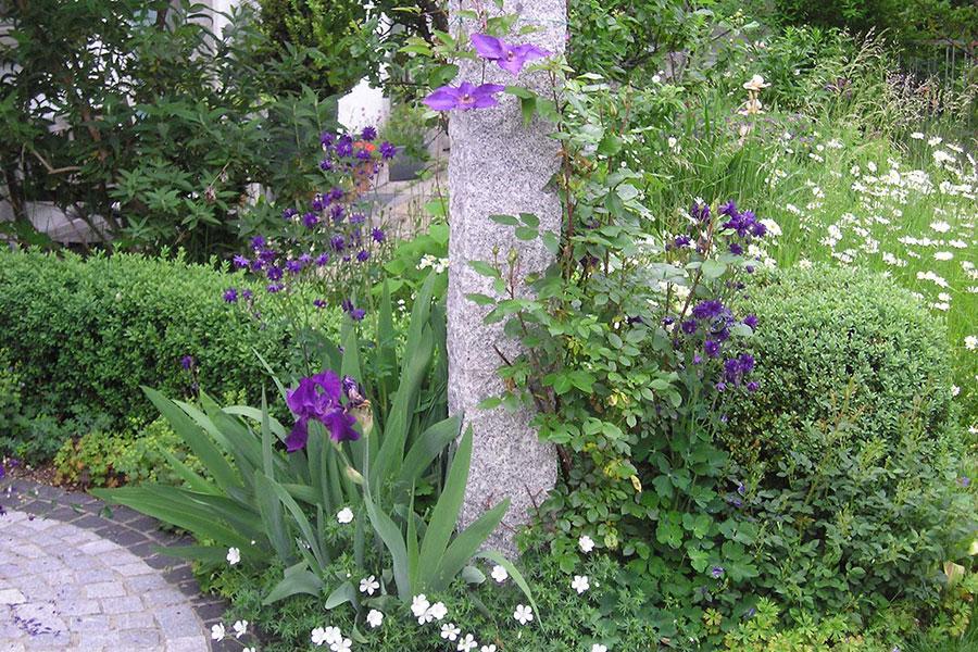 Gartenneugestaltung von GOLDWERK bei München